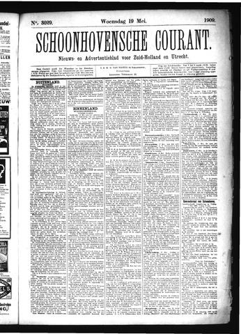 Schoonhovensche Courant 1909-05-19