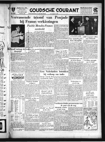 Goudsche Courant 1956-01-03