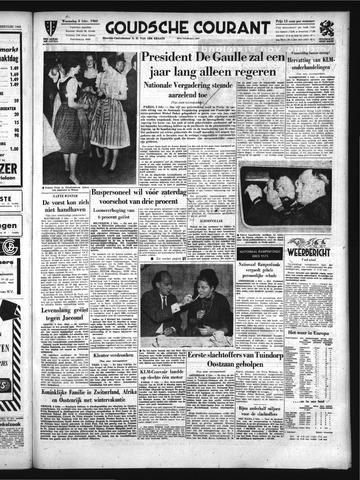 Goudsche Courant 1960-02-03