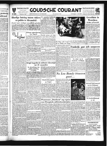Goudsche Courant 1952-08-14