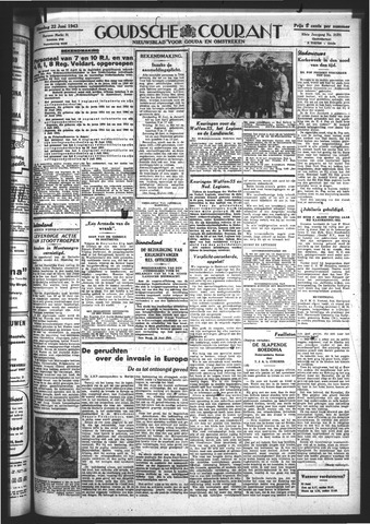 Goudsche Courant 1943-06-22
