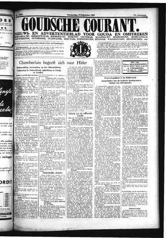 Goudsche Courant 1938-09-15