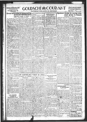 Goudsche Courant 1944-09-12