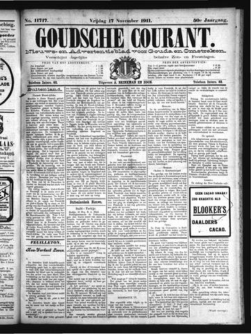 Goudsche Courant 1911-11-17