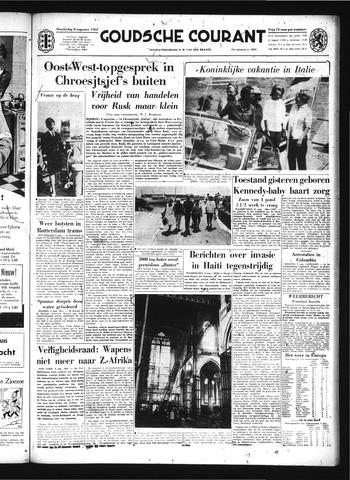 Goudsche Courant 1963-08-08