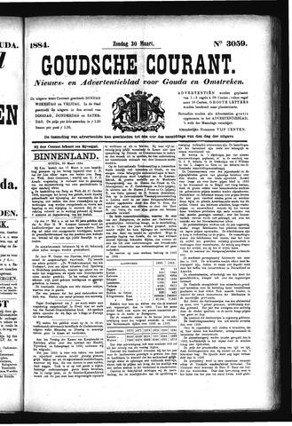 Goudsche Courant 1884-03-30