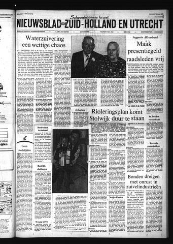 Schoonhovensche Courant 1973-02-07