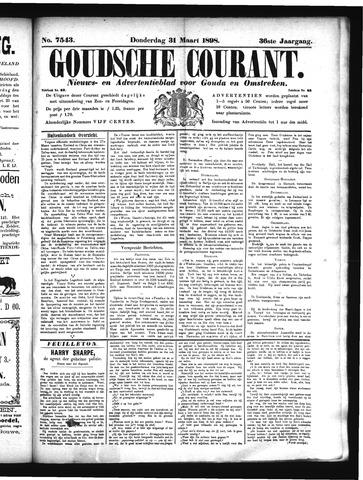 Goudsche Courant 1898-03-31