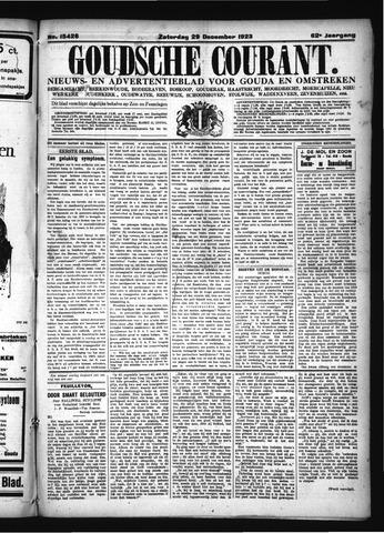 Goudsche Courant 1923-12-29