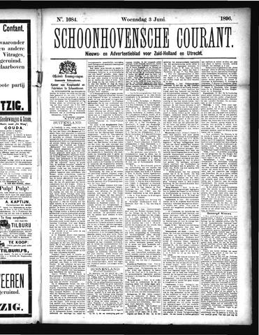 Schoonhovensche Courant 1896-06-03