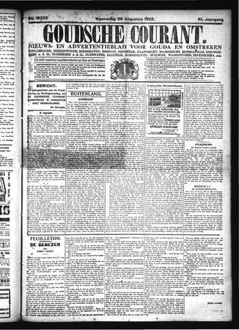 Goudsche Courant 1922-08-30