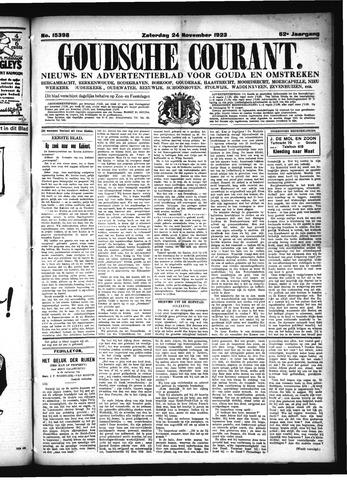 Goudsche Courant 1923-11-24
