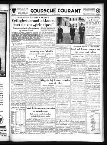 Goudsche Courant 1956-10-15