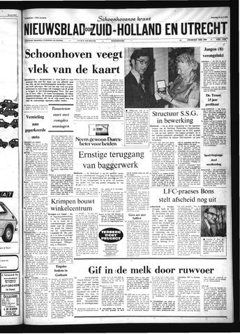 Schoonhovensche Courant 1973-06-25