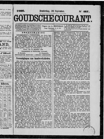 Goudsche Courant 1866-09-20
