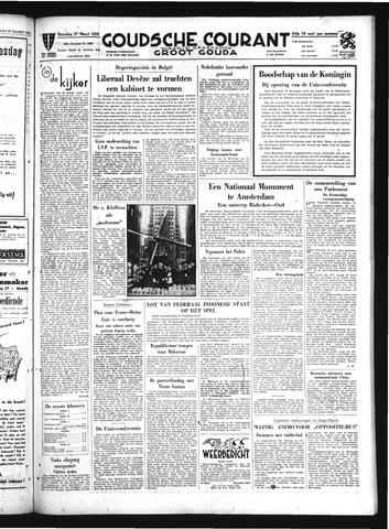 Goudsche Courant 1950-03-27