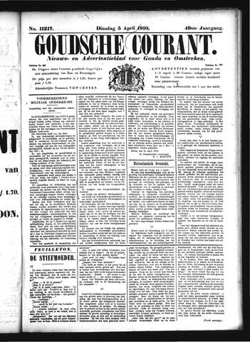 Goudsche Courant 1910-04-05