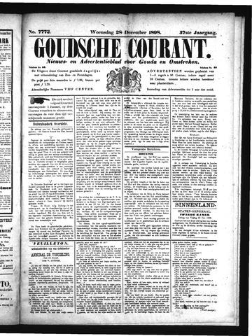 Goudsche Courant 1898-12-28