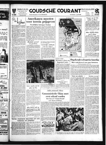 Goudsche Courant 1950-07-17