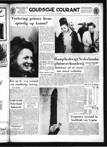 Goudsche Courant 1964-02-04