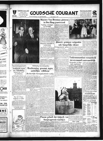 Goudsche Courant 1956-03-08