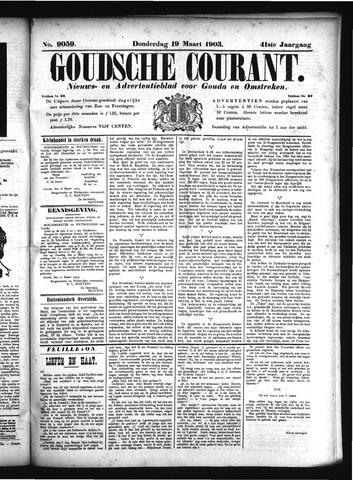 Goudsche Courant 1903-03-19