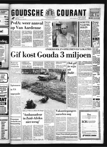 Goudsche Courant 1985-07-12