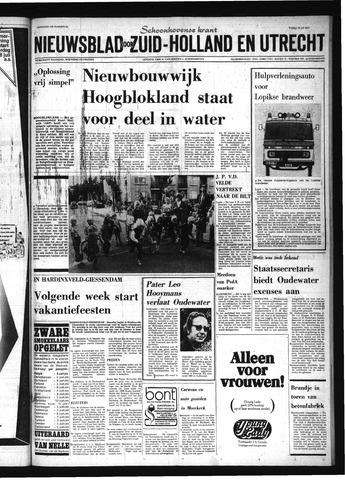 Schoonhovensche Courant 1974-07-19