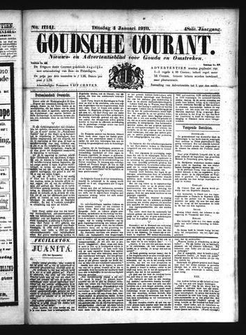 Goudsche Courant 1910-01-04