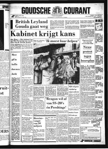 Goudsche Courant 1981-11-17