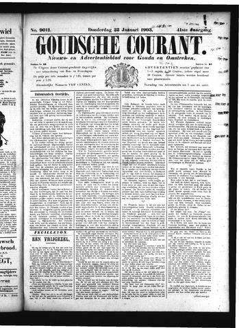 Goudsche Courant 1903-01-22
