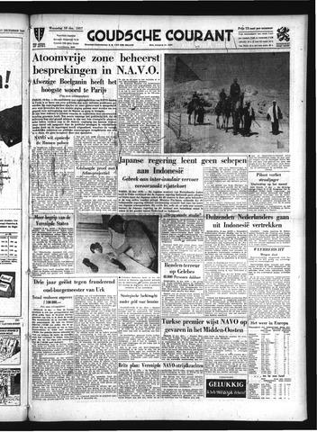 Goudsche Courant 1957-12-18