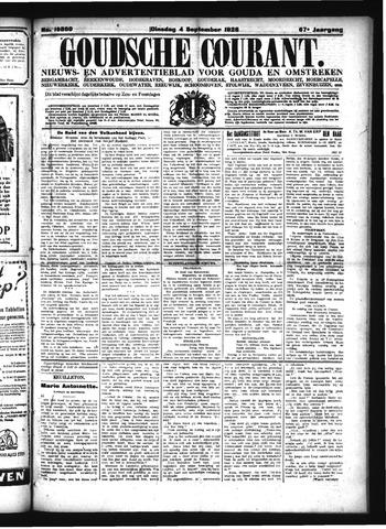 Goudsche Courant 1928-09-04