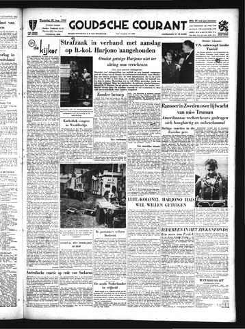 Goudsche Courant 1952-08-20