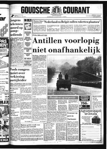 Goudsche Courant 1981-07-15
