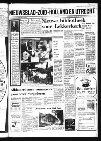 Schoonhovensche Courant 1975-07-25