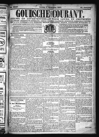 Goudsche Courant 1922-11-17