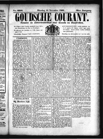 Goudsche Courant 1893-11-14