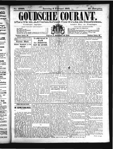 Goudsche Courant 1913-02-08