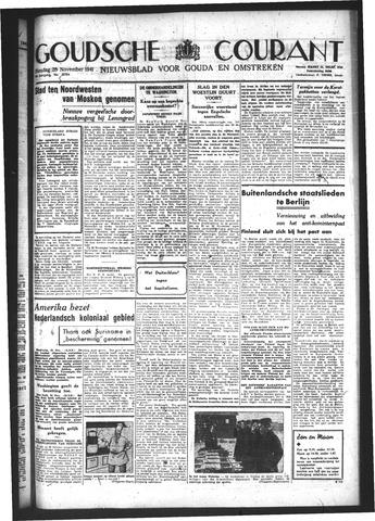 Goudsche Courant 1941-11-25