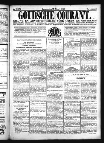 Goudsche Courant 1937-03-18