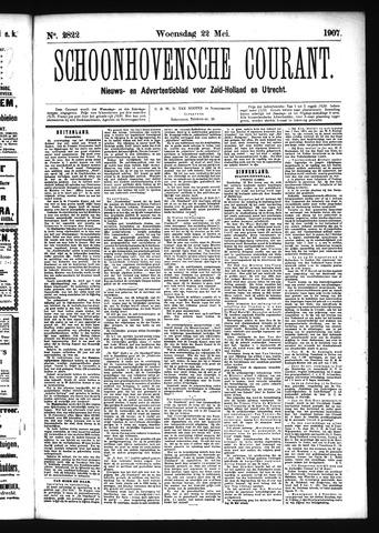 Schoonhovensche Courant 1907-05-22