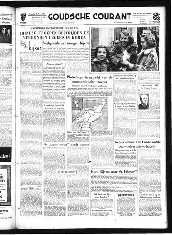 Goudsche Courant 1950-11-07