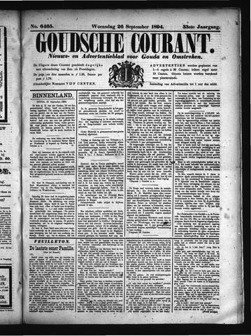 Goudsche Courant 1894-09-26