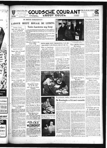 Goudsche Courant 1950-02-24