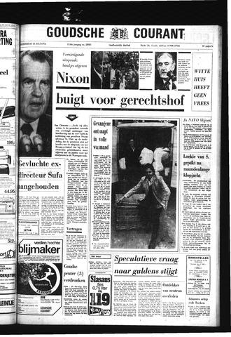 Goudsche Courant 1974-07-25