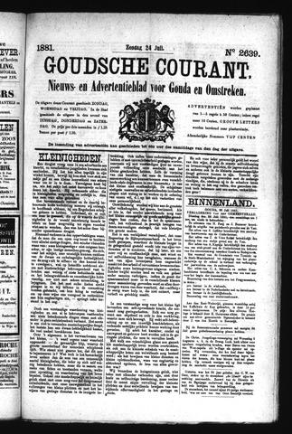 Goudsche Courant 1881-07-24