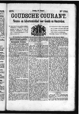 Goudsche Courant 1876-01-30