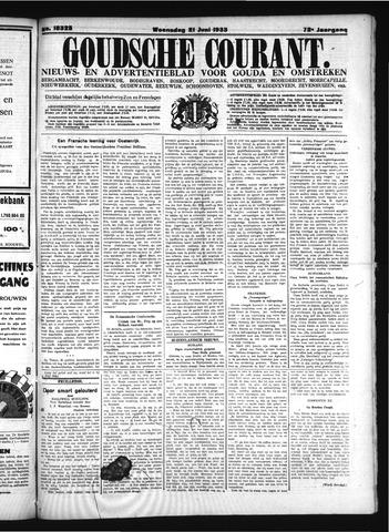 Goudsche Courant 1933-06-21