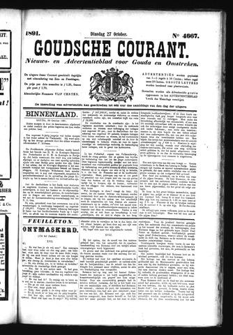 Goudsche Courant 1891-10-27